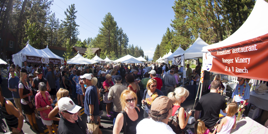 A glimpse of Sample the Sierra, Lake Tahoe's only farm-to-fork festival