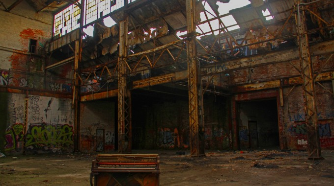 Detroit Organ (1 Of 1)