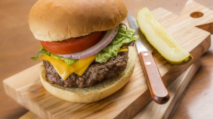 LTRH Natural Grass Fed Burger