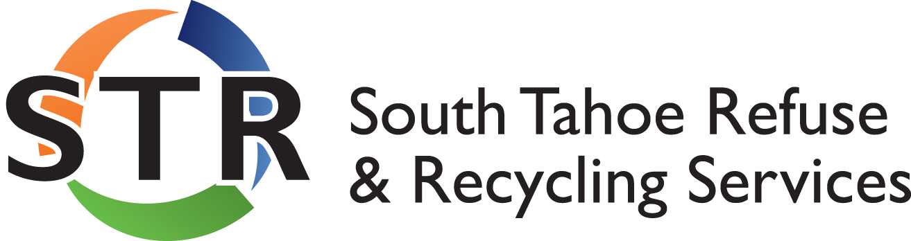 south tahoe refuse and recycling logo