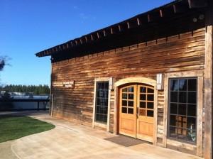 Bumgarner Winery Tasting Room