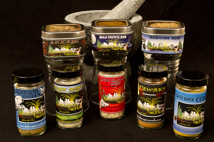 Tahoe Spice Works Collection