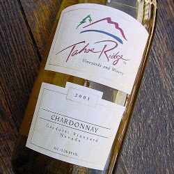 Tahoe Ridge Wine