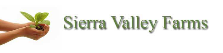 Sierra Valley Farms Logo