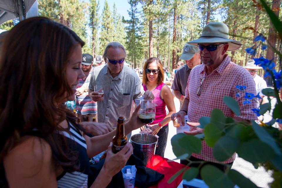 Tasty brews are on the menu for Sample the Sierra