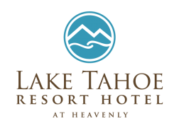 lake tahoe resort hotel logo