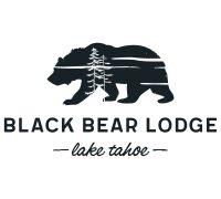black bear lodge tahoe logo