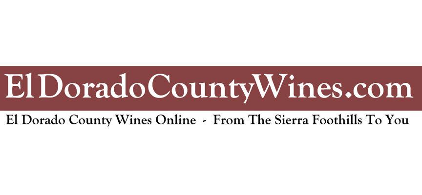 el dorado county wines online logo