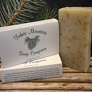 Tahoe Mountain Soap