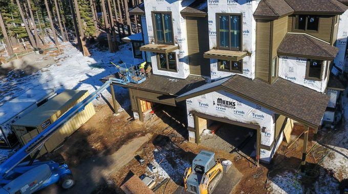 South Tahoe's Gondola Vista Introduces 20 Luxury Homes Available This Summer