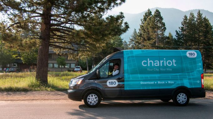 Need A Ride To Sample The Sierra? Try Chariot