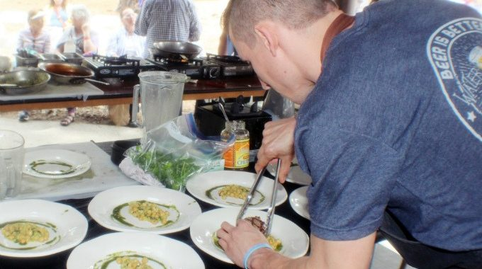 Sierra Chef Challenge Features South Shore's Top Chefs
