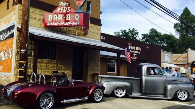 New Faces, Old Places: Poor Red's Bar-B-Que