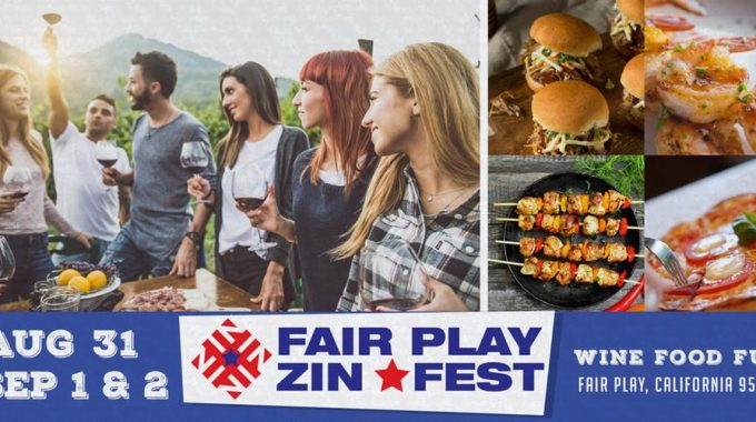 2nd Annual Fair Play Zin Fest