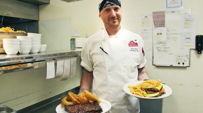 Meet Your Chef: Dean Hiatt