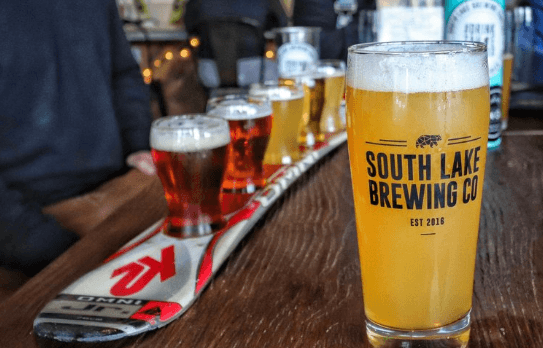 South Lake Brewing Co: A Sip Of South Lake