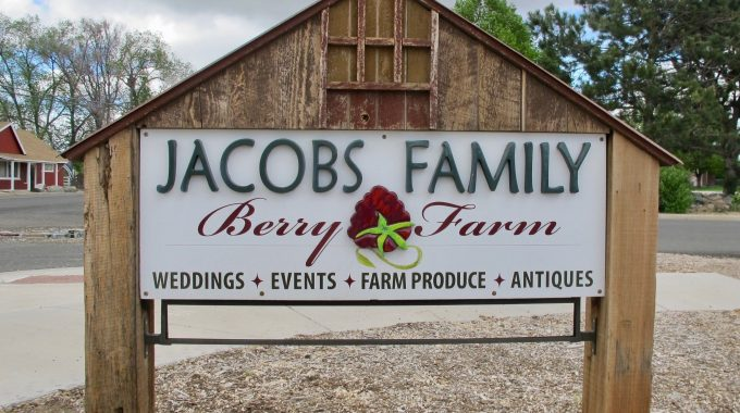 Jacobs Family Berry Farm: A Look Into The Past