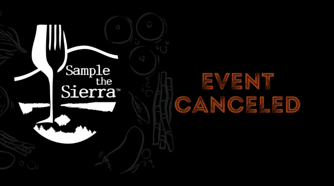 Please Read Our Statement: Sample The Sierra Is Canceled